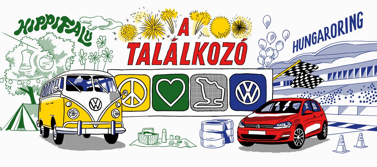 Volkswagen-találkozó 2018